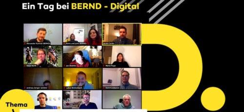 Bild Screenshot von mehreren Teilnehmern im Zoom