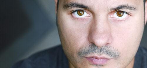 Portrait von Vedat Arin, langjähriger Partner von BERND.